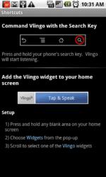 Vlingo_shortcuts