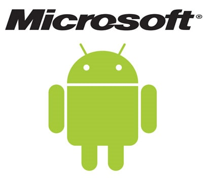 Android-Microsoft-Logo