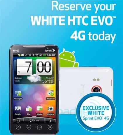 HTC-EVO-4G-in-white