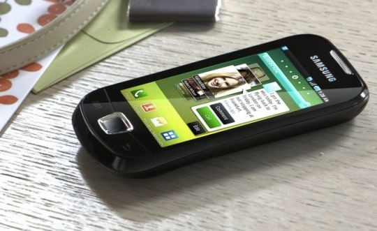Samsung Galaxy 3 I5800 3 540x331