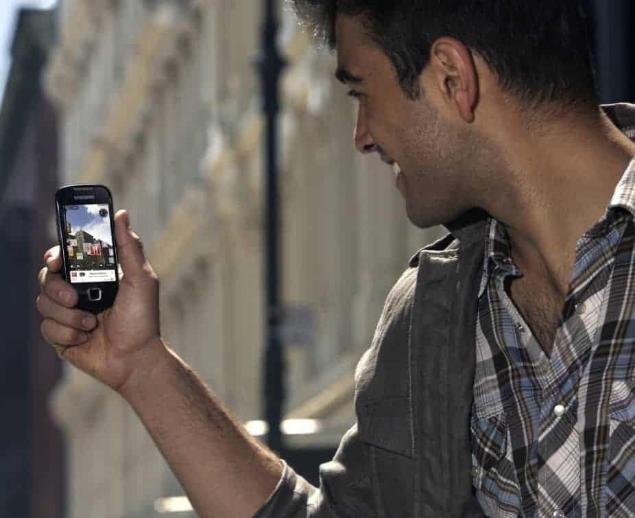 Samsung Galaxy 3 I5800 4