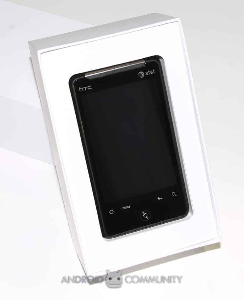 htc aria android att 02 AndroidCommunity.com