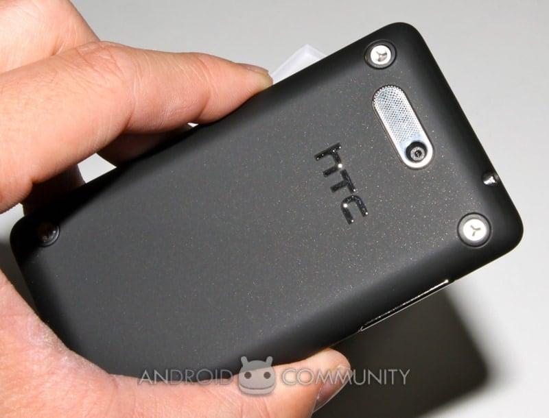 htc aria android att 05 AndroidCommunity.com