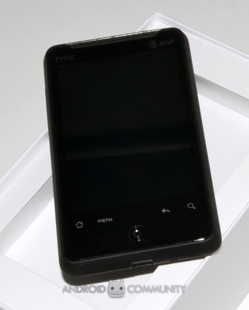 htc aria android att 07 AndroidCommunity.com