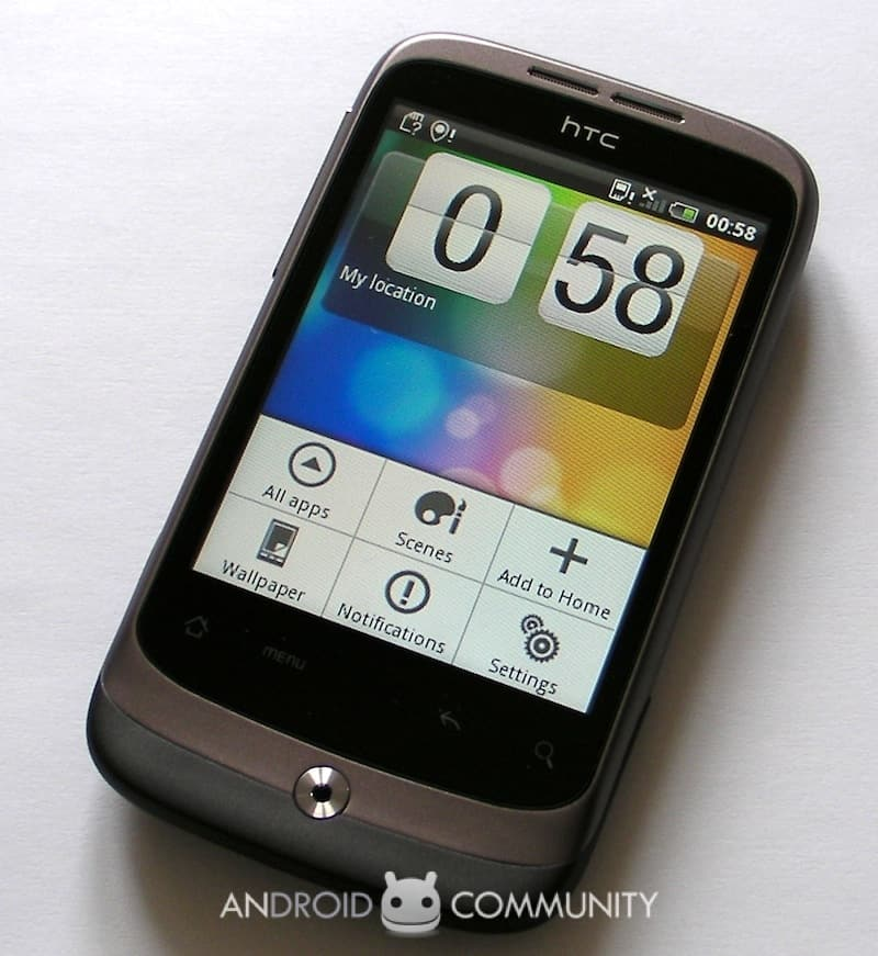 htc wildfire review ac 10