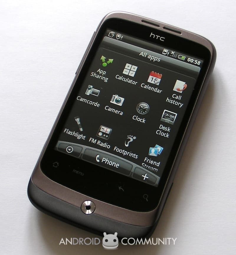 htc wildfire review ac 11