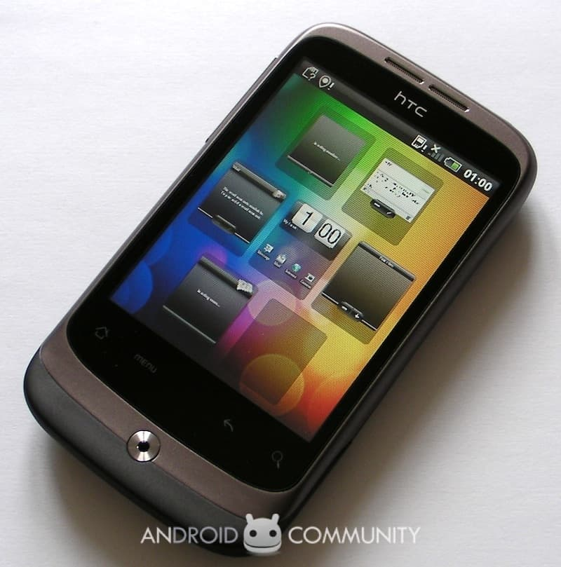 htc wildfire review ac 16