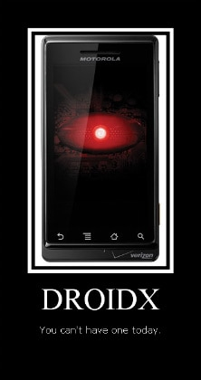 DroidxPoster