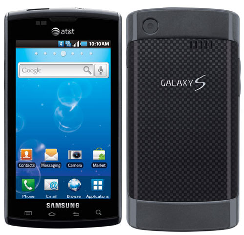 Photo of Samsung Captivate