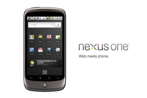 nexus one-nexus one-