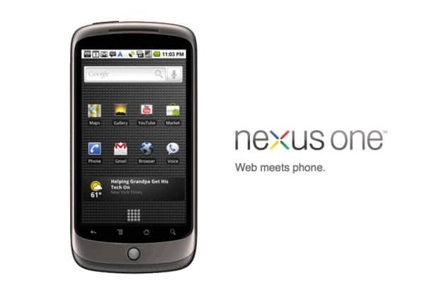 nexus one-nexus one-