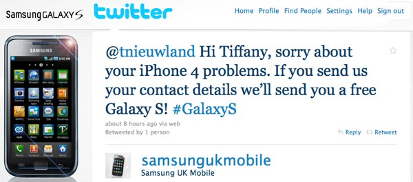 samsungtweet07232010