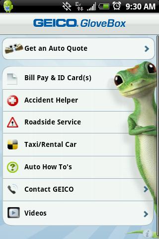 Geico_app