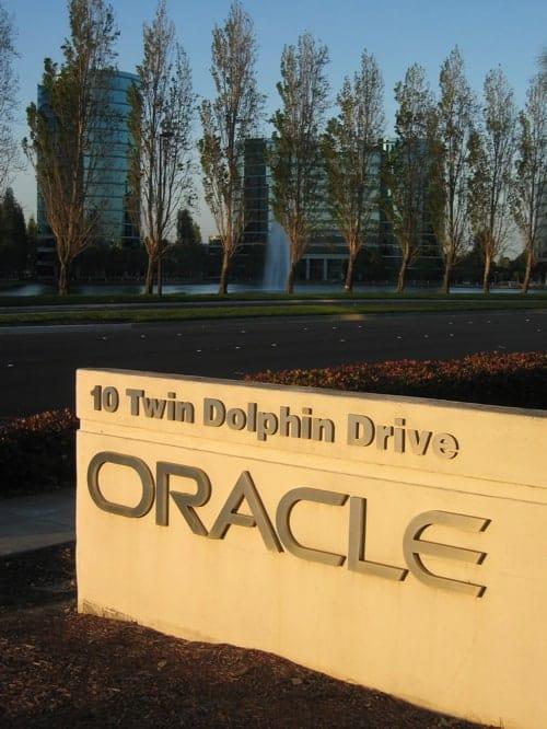 Oracle #1