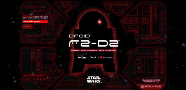 R2-D2-Motorola-Droid-2-Teaser-Website