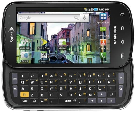 Samsung-Epic-4G-Spring