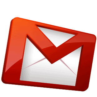 gmail logo stylized