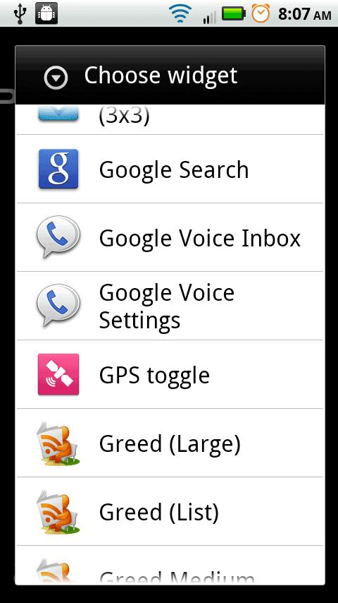 Google Widget Download