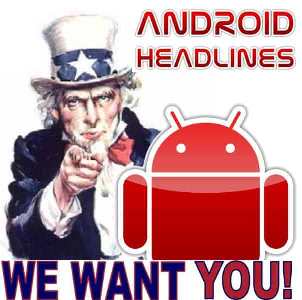 wewantyouandroid