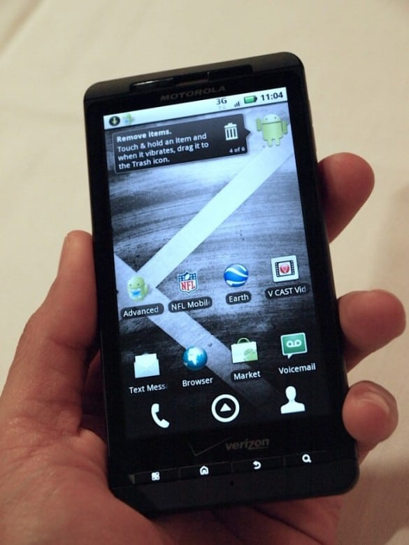 Motorola DROID X Component and Sales Woes | Androidheadlines.com