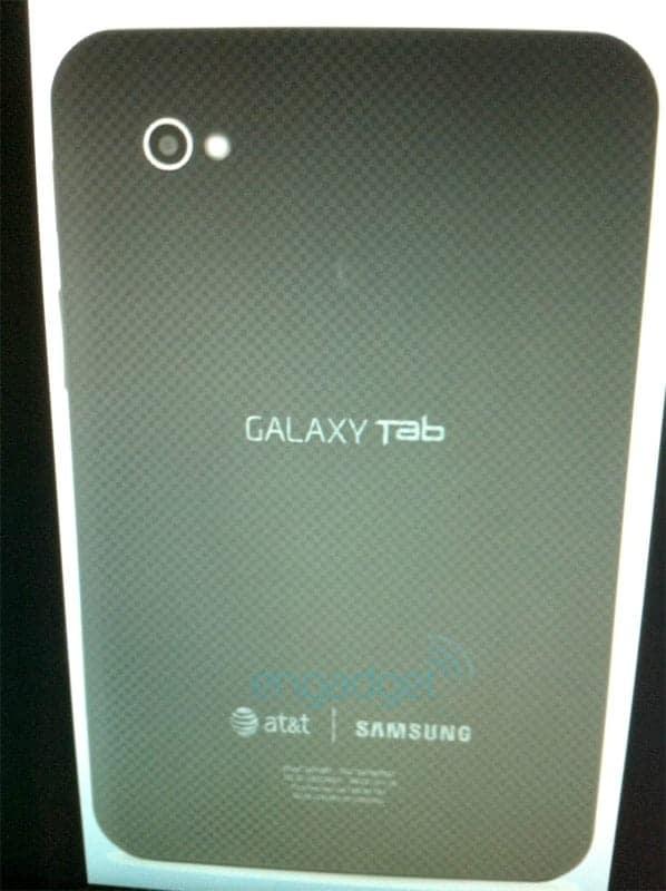 GalaxyTab ATT