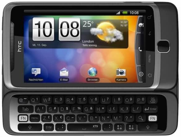 HTC-Desire-Z