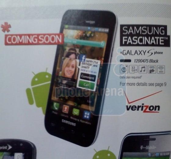 Samsung-Fascinate-Galaxy-S-Verizon-Best-Buy-preorder