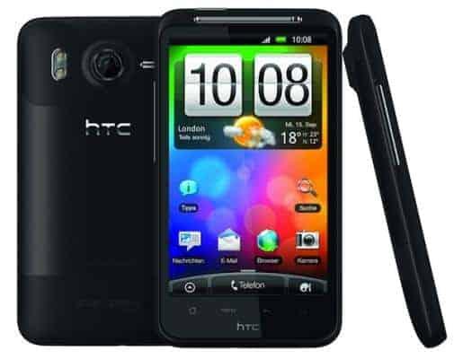 HTC desiere HD