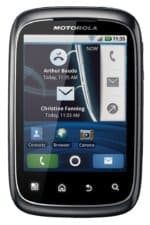 Motorola SPICE_Black_Front