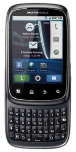 Motorola SPICE_Black_FrontOpen