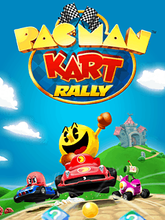 PAC-MANKartRally_2D_splashscreen_240x320