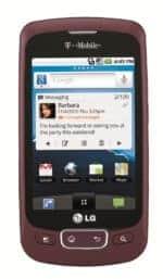 T-Mobile LG Optimus T 3