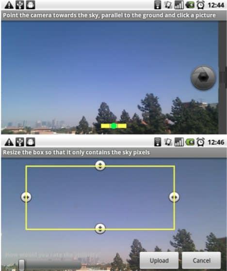 air-visibility-app