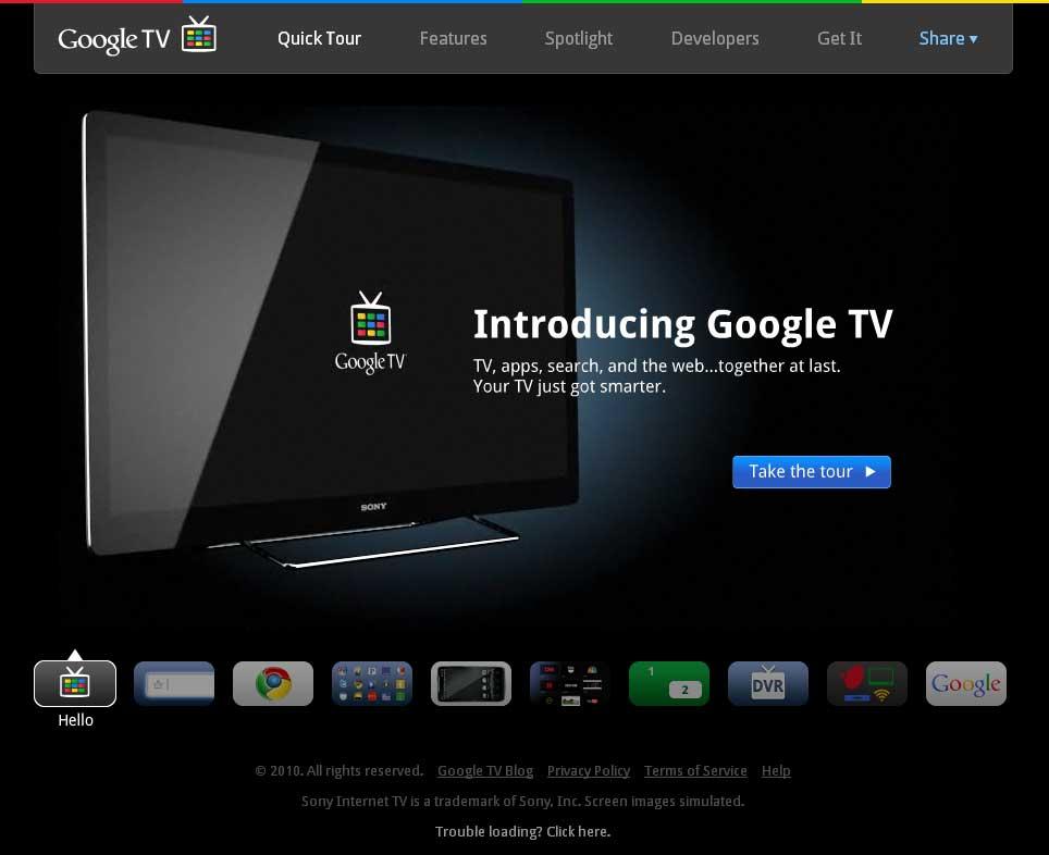 google_tv_webpage