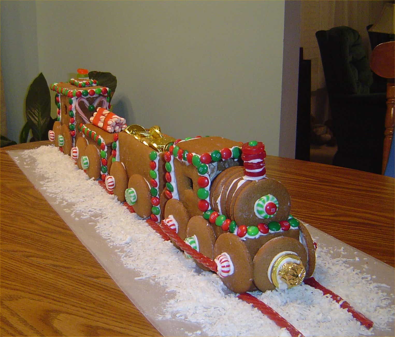 Gingerbread_Train