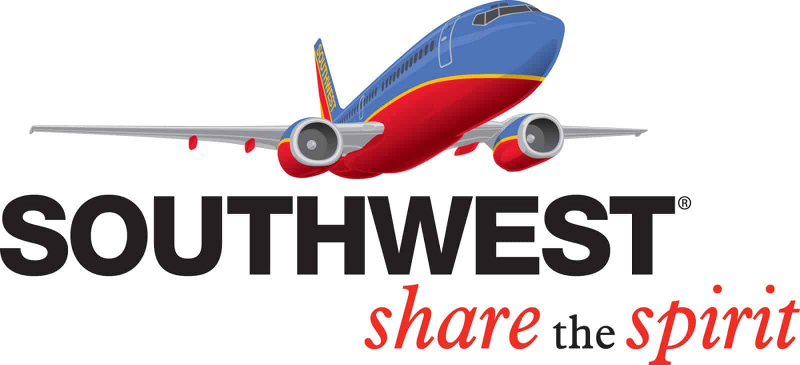 Southwest Share The Spirit Logo