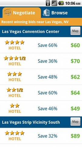 screenshot priceline