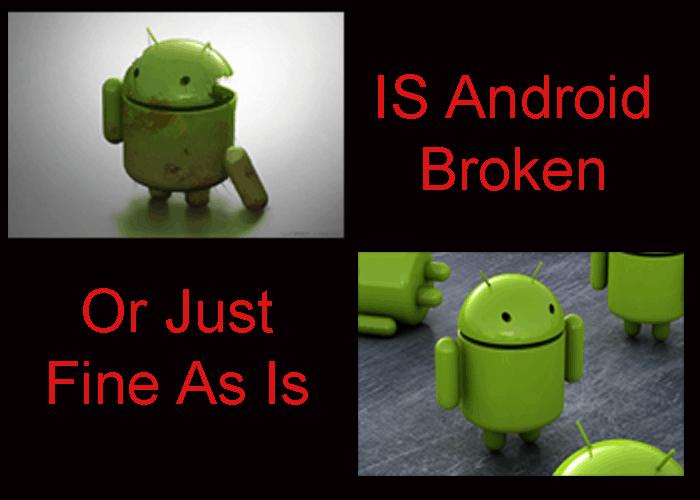 BrokenOrNot
