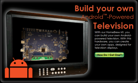 DIY-Android-TV
