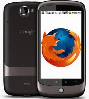 Mozilla Firefox Android2