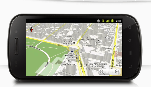 nexus_s_google_maps