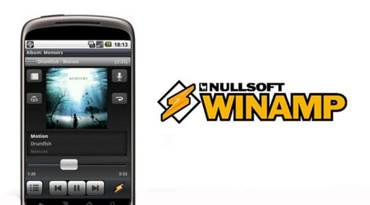 winamp-in-Android