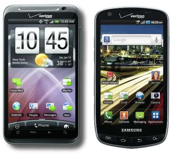 HTC-Thunderbol-4G-Samsung-4G-Smartphone