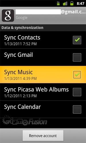 google-music-sync