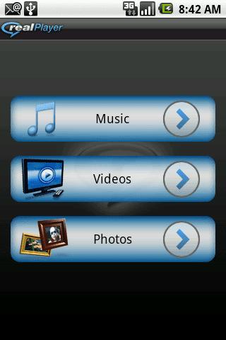 screenshot realplayer