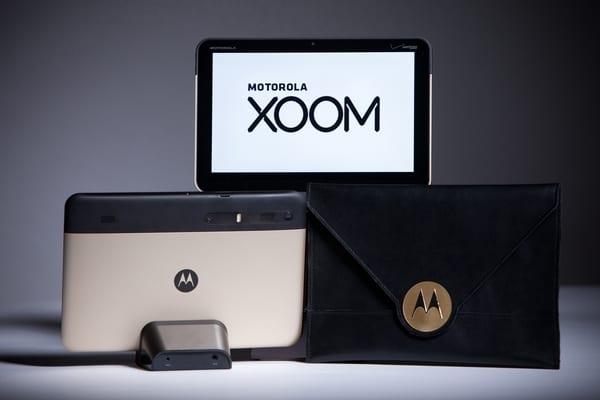 Motorola Gold Xoom