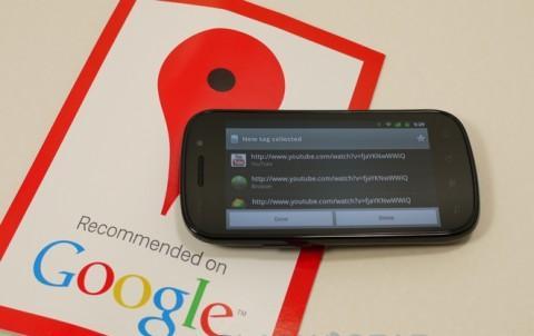 NEXUS S NFC 1 SlashGear 580x326