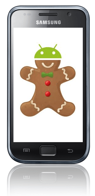 Samsung Galaxy S Gingerbread1