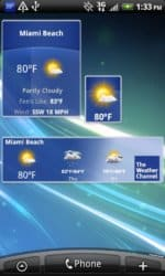Weather Channel Screenshot 3