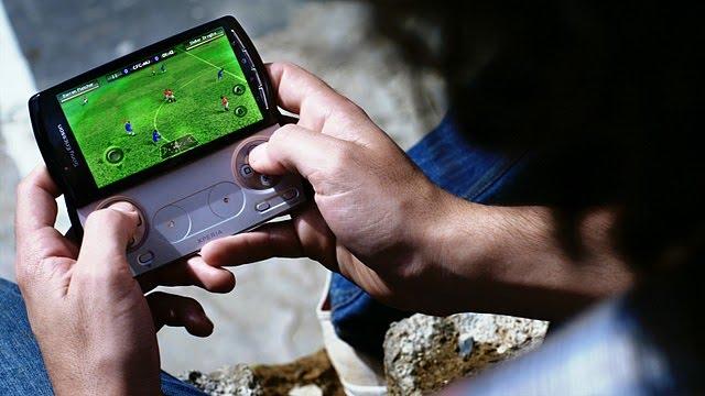 Xperia PLAY game3